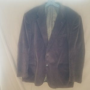 Stafford Essentials 93324 suit coat Size 46L